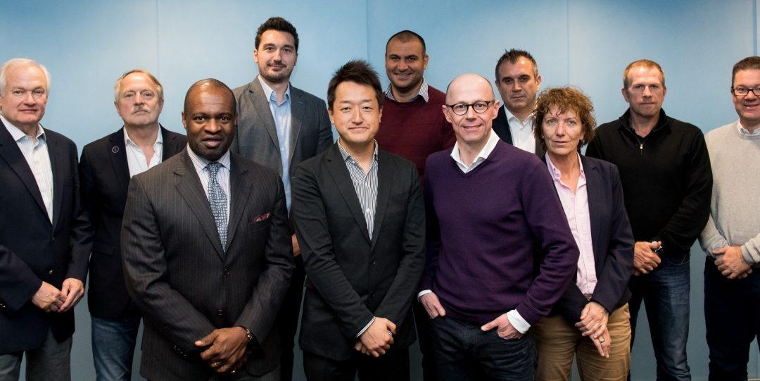 Uni World Athletes executive meeting in Toronto