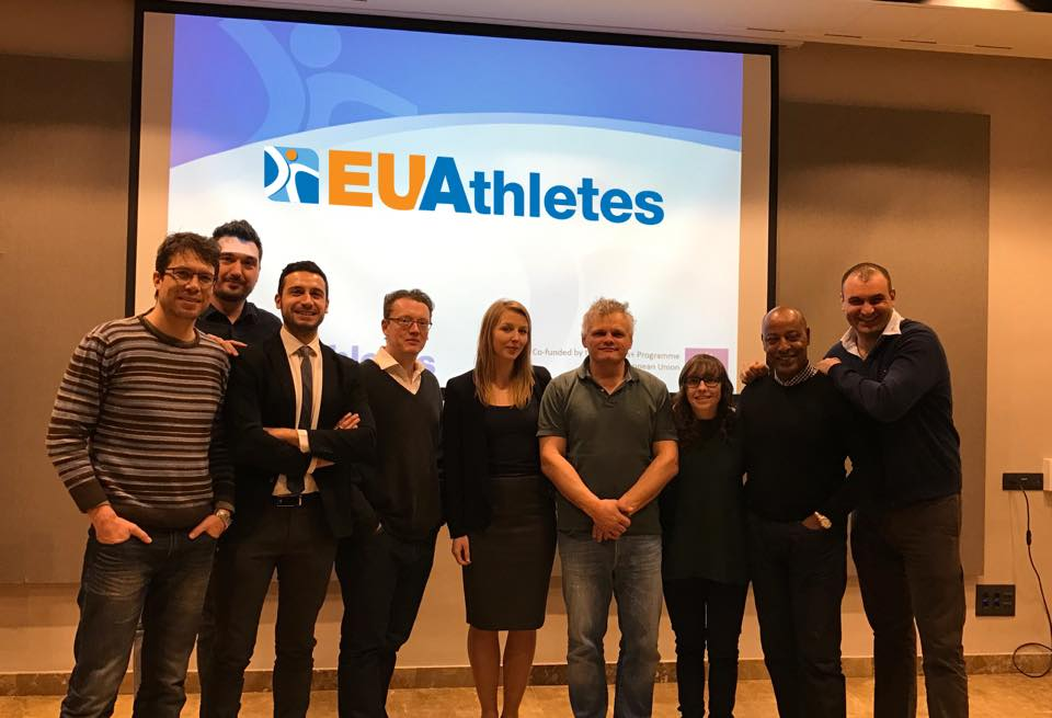 EU Athletes Board Meeting