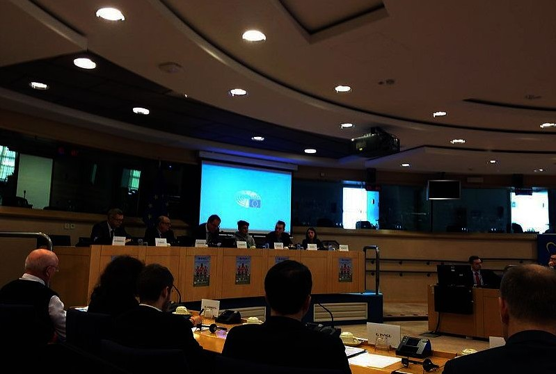 "The European Parliament Sport Intergroup's conference ""The role of the sport in the social inclusion of the refugees"""