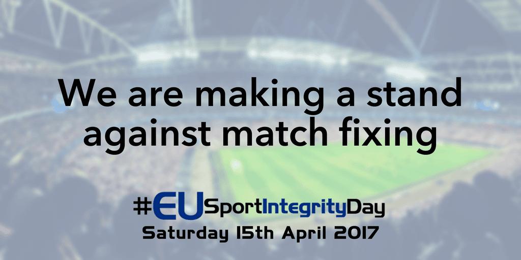 #EUSportIntegrityDay