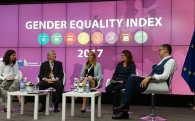 Gender Equality Index 2017 includes data on decision-making in sport for the first time