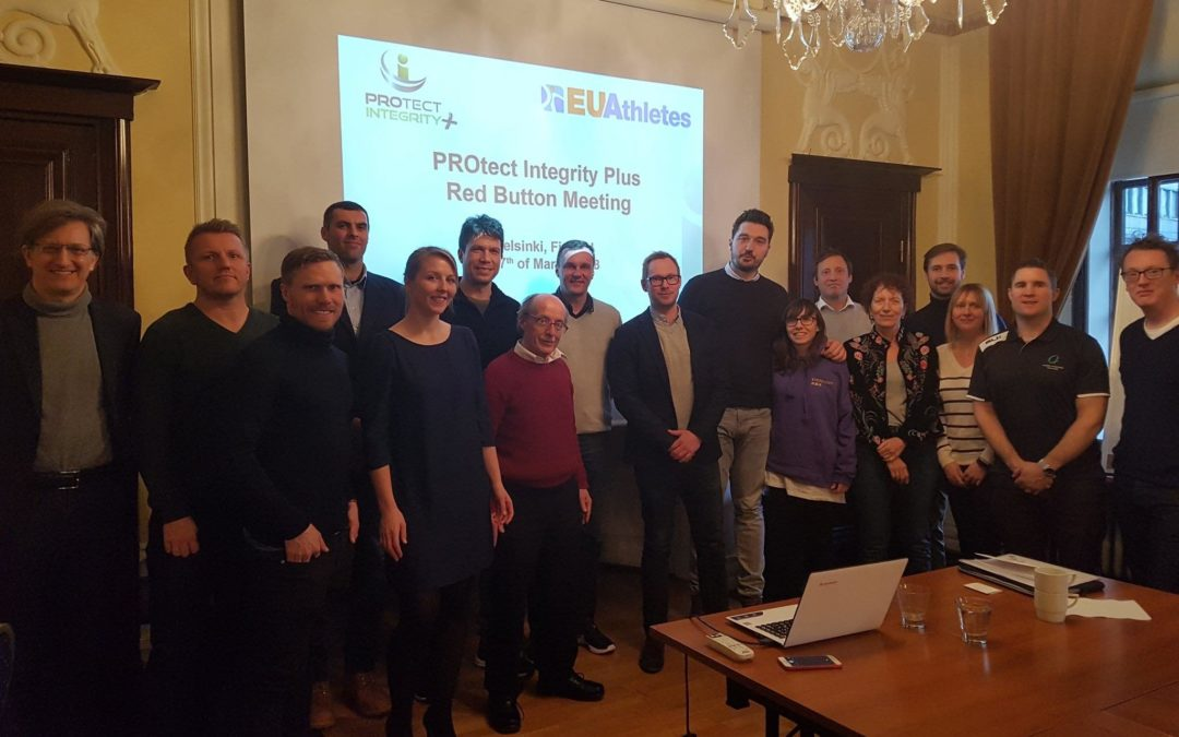PROtect Integrity Plus Erasmus+ Project Meeting in Helsinki