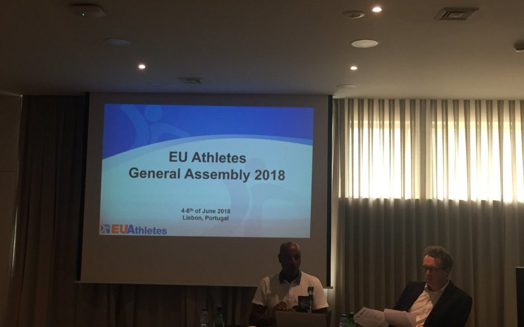 EU Athletes General Assembly