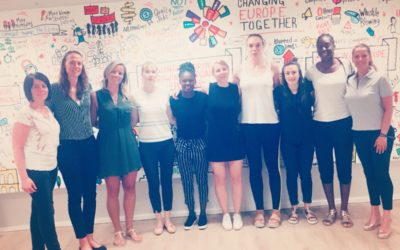Female basketball players' meeting in Brussels