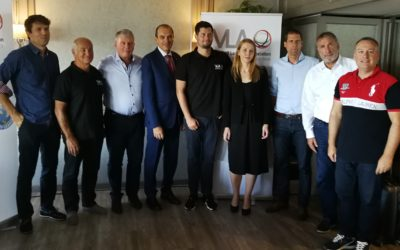 EU Athletes to develop cooperation with Volleyball Leagues Association (VLA)