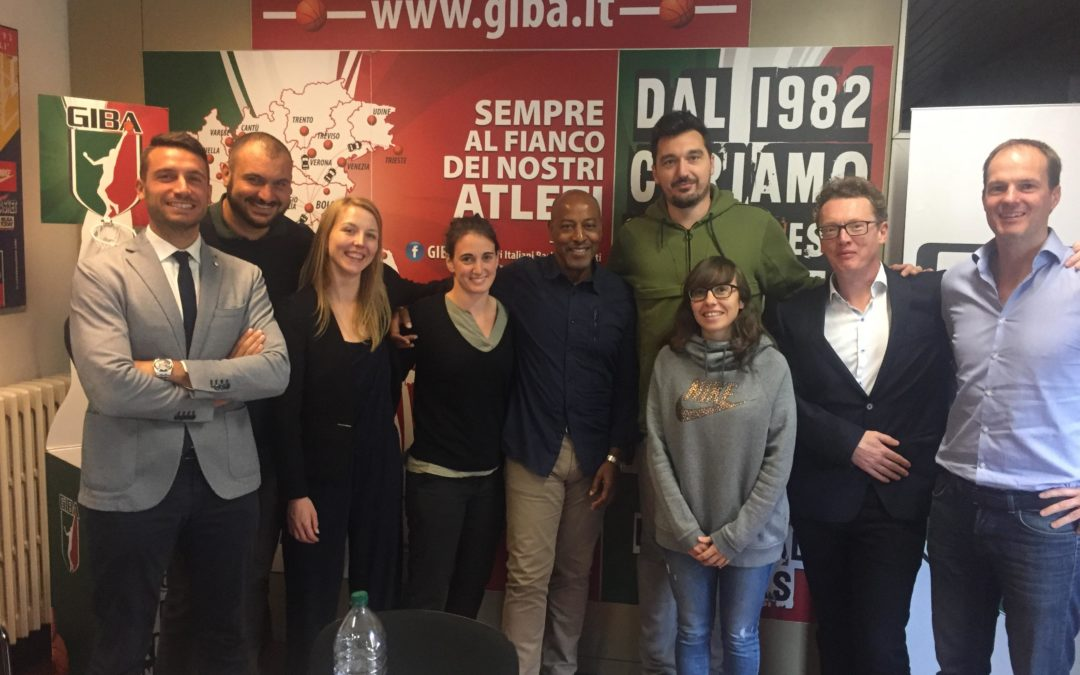 EU Athletes' Board meets in Bologna
