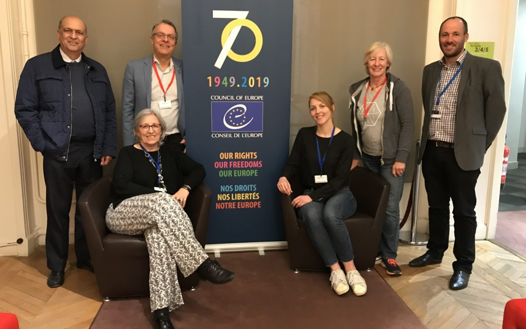 EPAS Consultative Committee Bureau Meeting