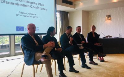 PROtect Integrity Plus Dissemination Conference in Athens