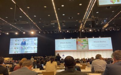EU Athletes at the World Conference on Doping in Sport