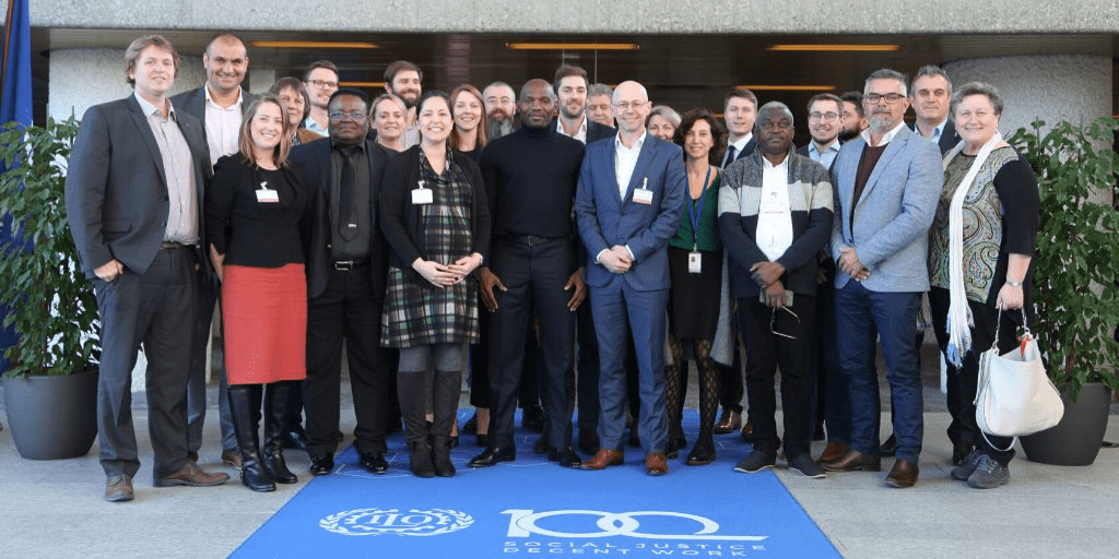 Decent work challenges of athletes discussed at ILO Global Dialogue Forum